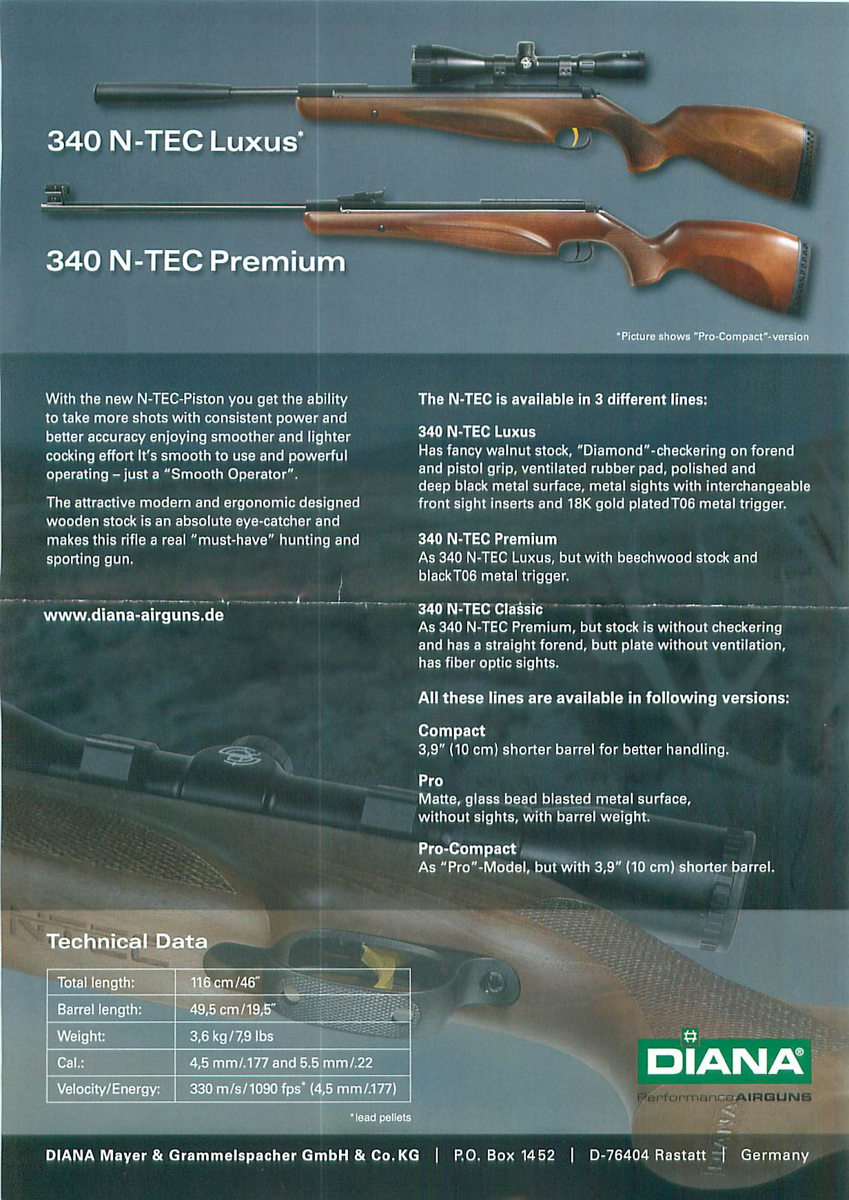 Diana N-Tec brochure p2